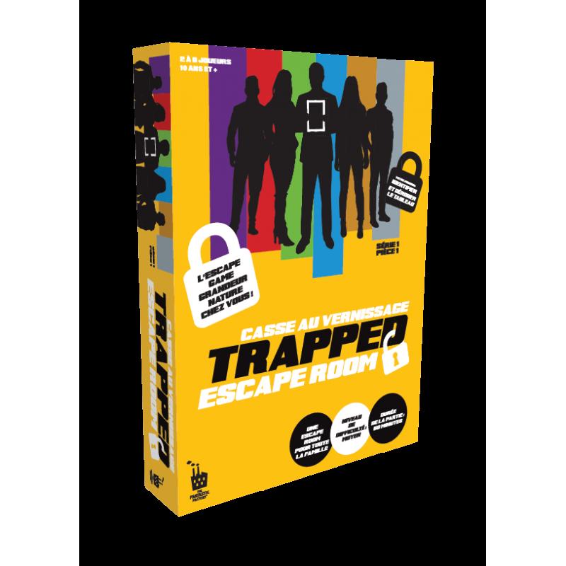 Trapped - Casse Au Vernissage