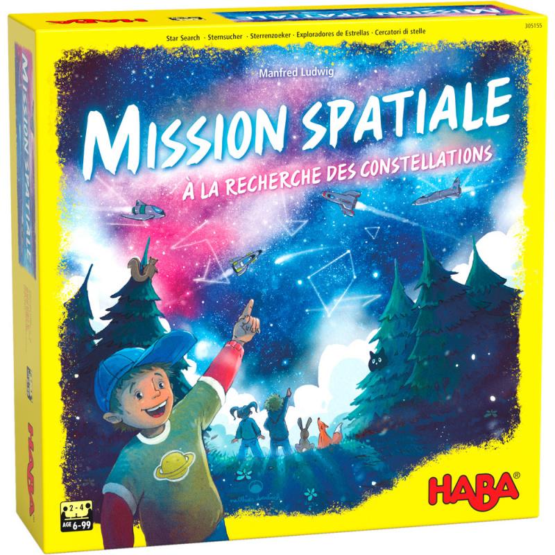 Mission Spatiale