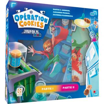 Unfold : Opération Cookies
