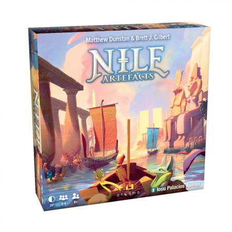 Nile artefacts