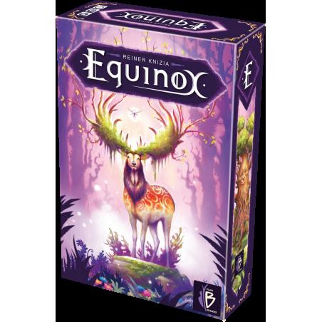 Equinox boite violette