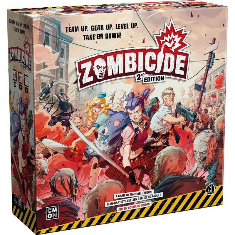 Zombicide (Saison 1) : 2ème Edition