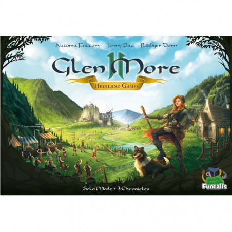 Extension Glen More 2 Chronicles Highland Games