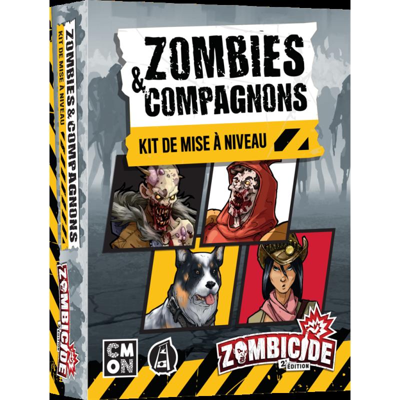 Zombicide : Zombies & Companions (mise à niveau)