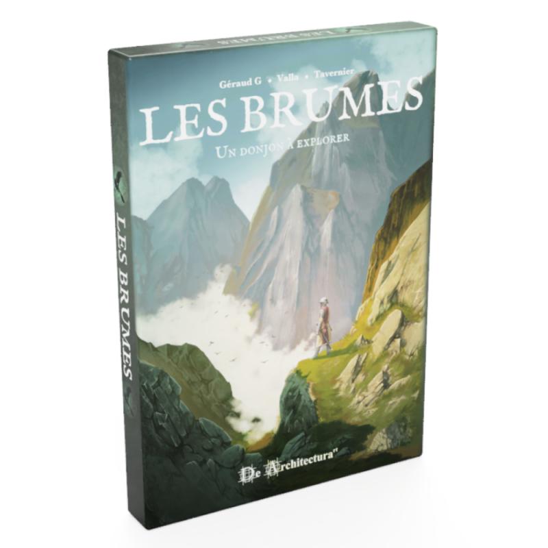 Les Brumes - Version JDR + Solo