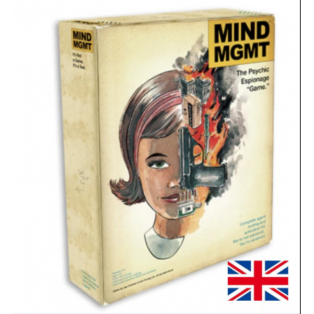 Mind MGMT (Version Anglaise)