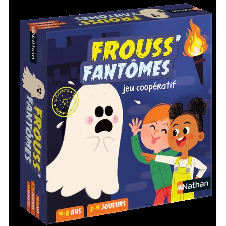 Jeu enfants Frouss'fantômes