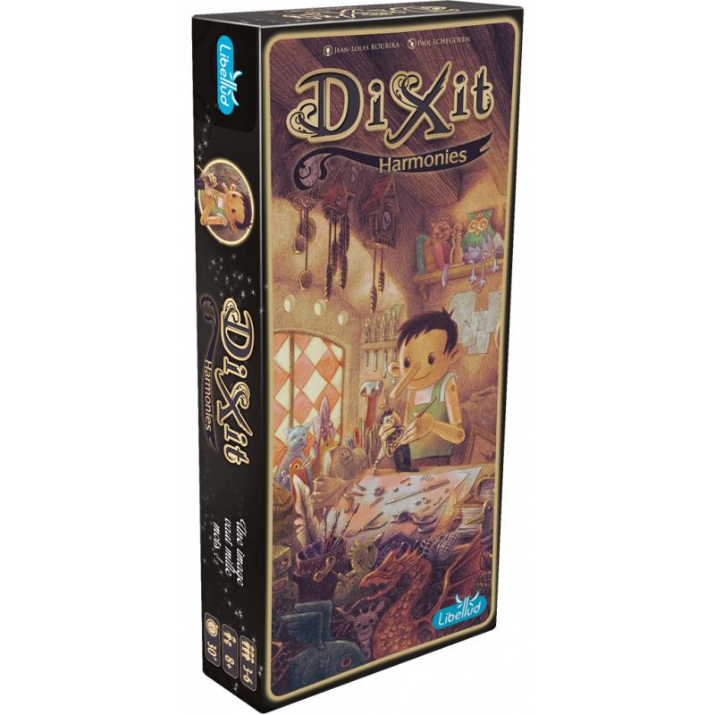 Extension 8 Dixit Harmonies