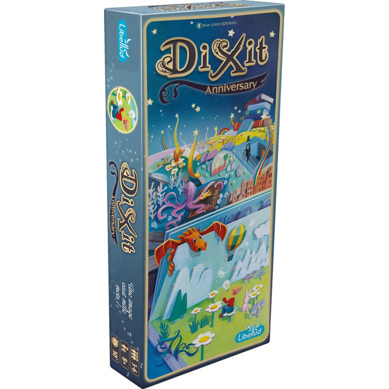 Extension 9 Dixit Anniversary