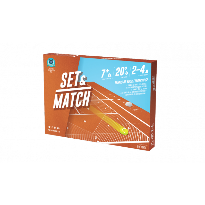 Set and Match