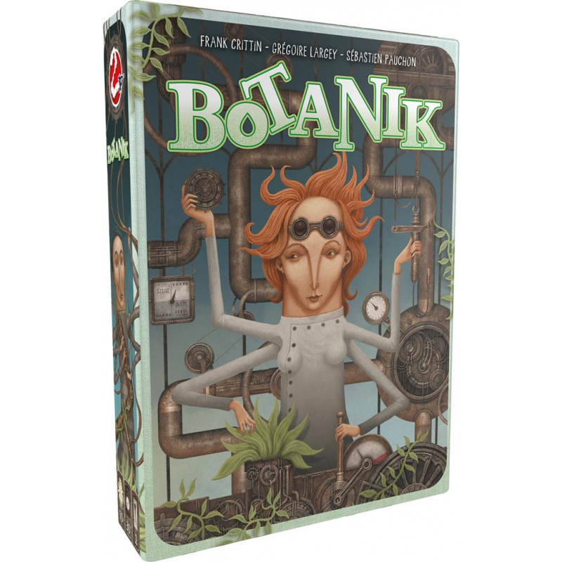 jeu deux joueurs Botanik