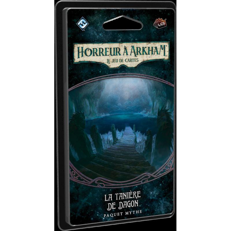 Horreur à Arkham JCE : La Tanière de Dagon