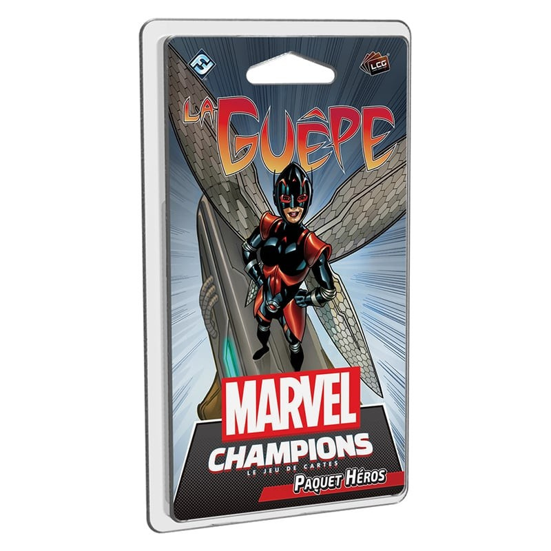 Marvel Champions : The Wasp