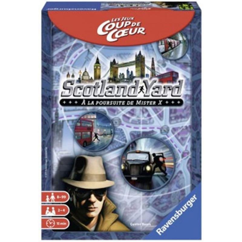 Scotland Yard version Coup de Coeur