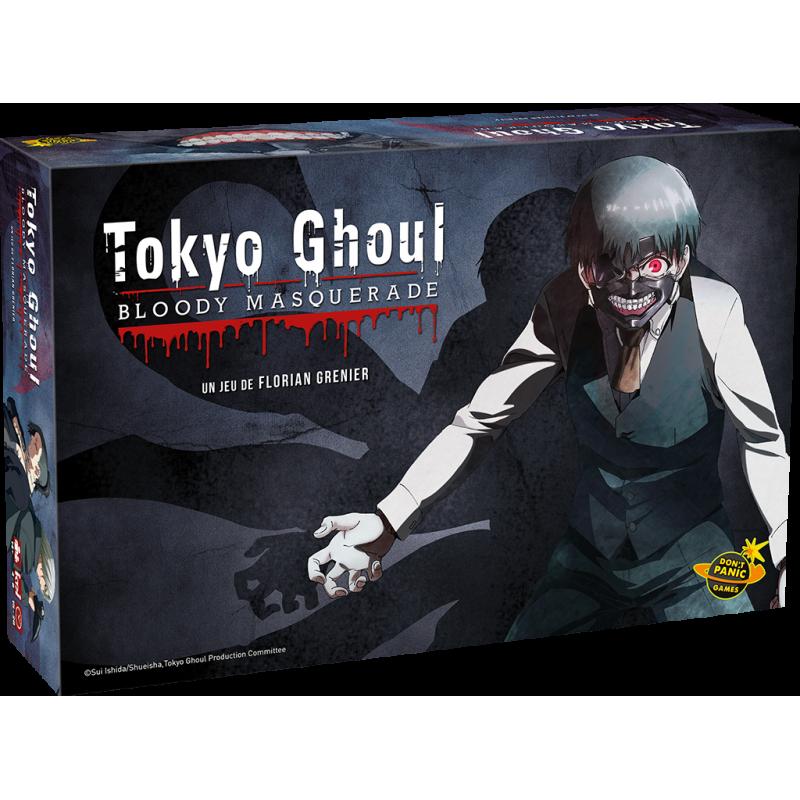 Tokyo Ghoul : Bloody Masquerade