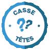 Casse-tête et jeux de réflexion pour 1 joueur - MonLudicaire.com