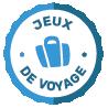 Jeux de voyage et petits jeux de société - MonLudicaire.com