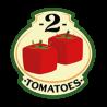 2 Tomatoes
