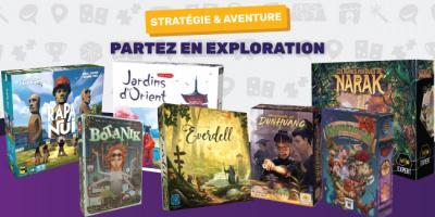 Nouveaux jeux stratégiques familiaux et experts