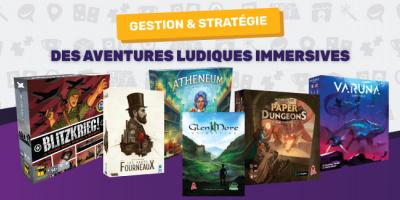 Jeux de stratégie et d'exploration : des...