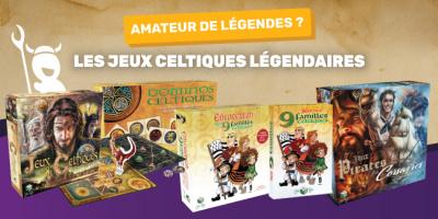 Les jeux Celtic Tales pour toute la famille