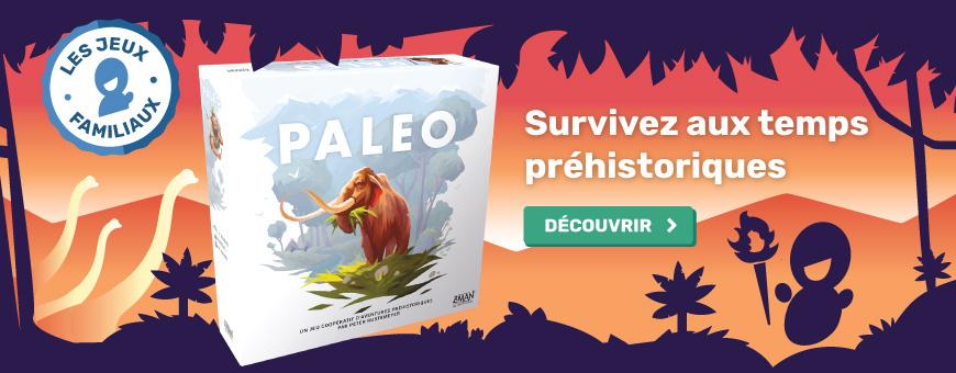 Jeux de société Paleo